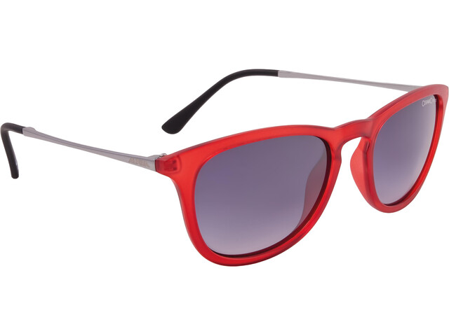 Alpina Zaryn Glasses red transparent matt